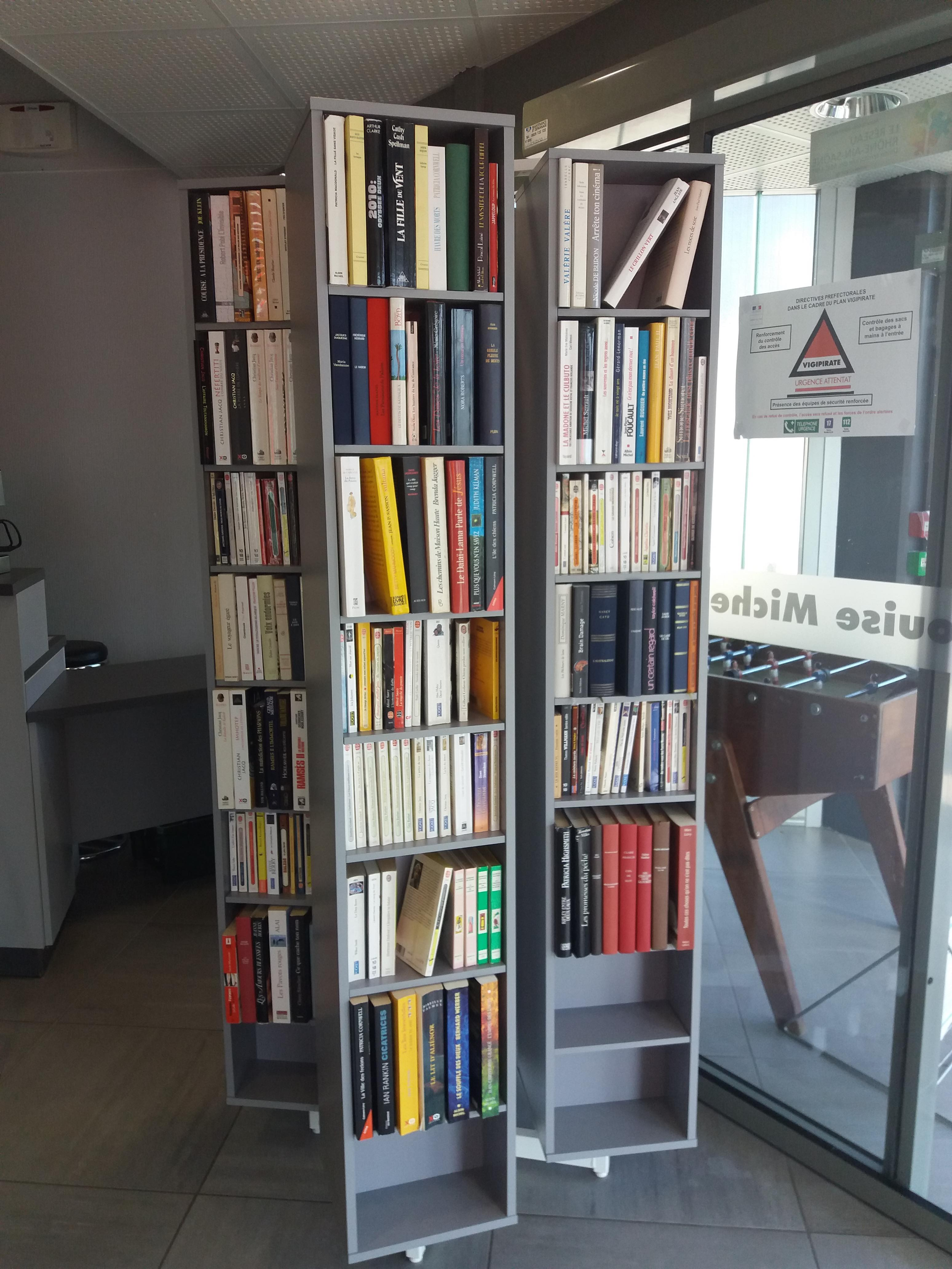 Photo bibliotheque